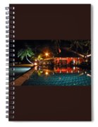 Koh Samui Beach Resort Spiral Notebook