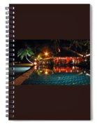 Koh Samui Beach Resort Spiral Notebook