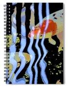 Koi 20 Spiral Notebook