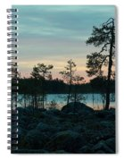 Koirajarvi Dawn Spiral Notebook