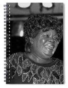 Koko Taylor Spiral Notebook