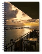 Kona Coast Lanai Spiral Notebook