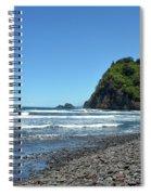 North Kona Coast 3 Spiral Notebook