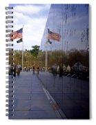 Korea Memorial Spiral Notebook