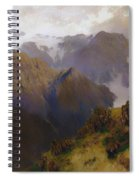 Koscuisko Spiral Notebook
