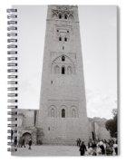 Koutoubia Mosque Spiral Notebook