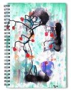 Kyoto Spring Spiral Notebook