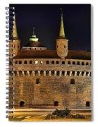 Krakow Barbican Spiral Notebook