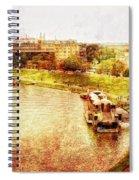 Krakow Spiral Notebook