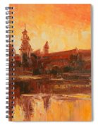 Krakow - Wawel Impression Spiral Notebook