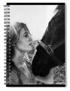 Kristen Spiral Notebook