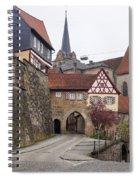 Kronach Franconia 3 Spiral Notebook