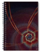 Kundalini By Jammer Spiral Notebook