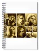 Kurt Mosaic Spiral Notebook