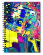 K.w.w.prism  Spiral Notebook