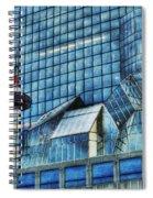 Kyoto Train Station Spiral Notebook