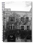 L Michel Spiral Notebook