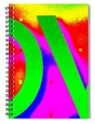 L O V E Spiral Notebook