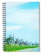 La 57 Marsh Drive Spiral Notebook