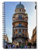 La Adriatica Building, Seville Spiral Notebook