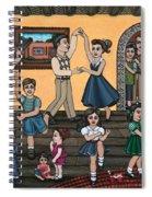 La Bamba Spiral Notebook