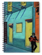 La Boca Morning II Spiral Notebook