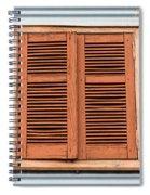 La Boca Shutter Spiral Notebook