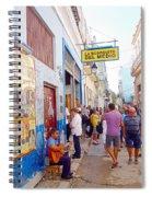 La Bodeguita Del Medio Spiral Notebook