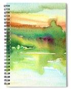 La Camargue 14 Spiral Notebook