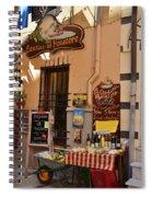 La Cantina Del Pescatore Spiral Notebook