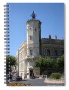 La Ciotat Provence- Alpes- Cote D'azur Spiral Notebook