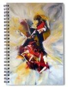 La Cle Des Songes Spiral Notebook