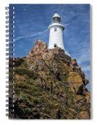 La Corbiere Lighthouse Spiral Notebook