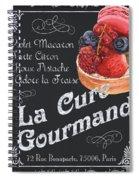 La Cure Gourmande Spiral Notebook