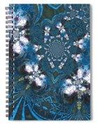 La Danse Des Papillons Spiral Notebook