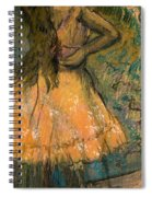 La Danseuse Spiral Notebook