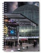 La Defense Paris Spiral Notebook