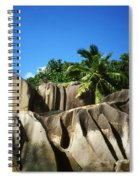 La Digue Island - Seychelles Spiral Notebook