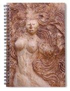 La Diosa 1 Spiral Notebook