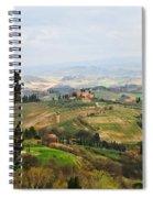 La Dolce Vita Spiral Notebook
