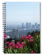 L.a. From Beverly Hills Spiral Notebook