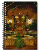 La Fuente At Tlaquepaque Spiral Notebook