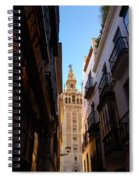 La Giralda - Seville Spain  Spiral Notebook