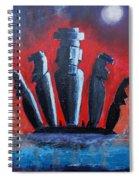 La Isla Spiral Notebook