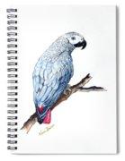 La La's Friend Spiral Notebook