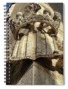La Lonja Angels Spiral Notebook