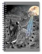 La Luna Spiral Notebook