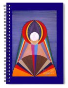 La Lune - The Moon Spiral Notebook