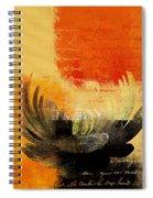 La Marguerite - 194191203-ro01t Spiral Notebook