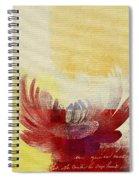 La Marguerite - 194191203-ro06tc Spiral Notebook